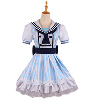 Japanese Anime LoveLive! All Character Cosplay Costume Love Live Pirate Unawake Uniform Suit Outfit Clothes
