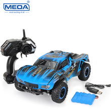 1:16 RC Cars 2WD Electric Toys Truck 2.4G Remote Control Racing Car with 4 Wheel Independent Suspension Hobby Toy for Children