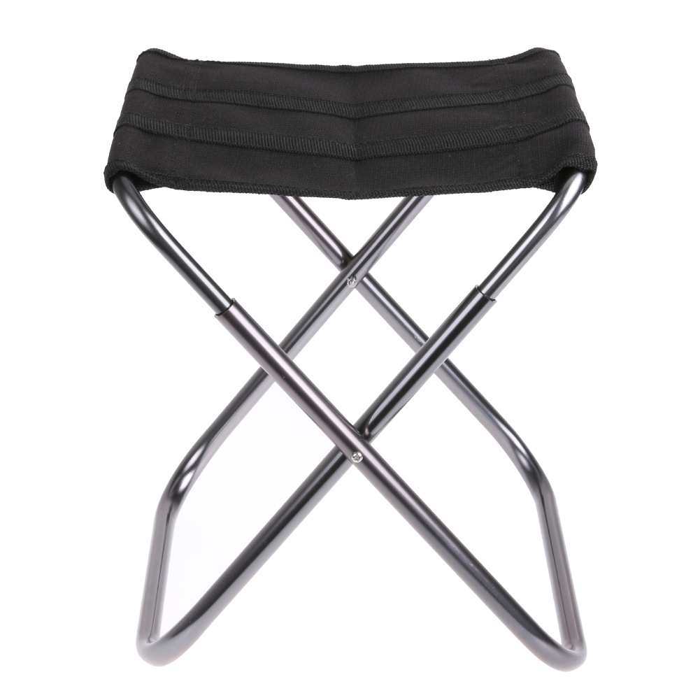 2017 New Aluminium Alloy Folding Fishing Stool Portable Chair Camping Hiking Comfortable Chair Outdoors Tool