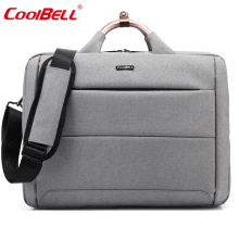 Cool Bell Designer 15.6 inch Men Women Laptop Notebook Computer Bag 2016 New Fashion Laptop Handbag Briefcase Shoulder Bag