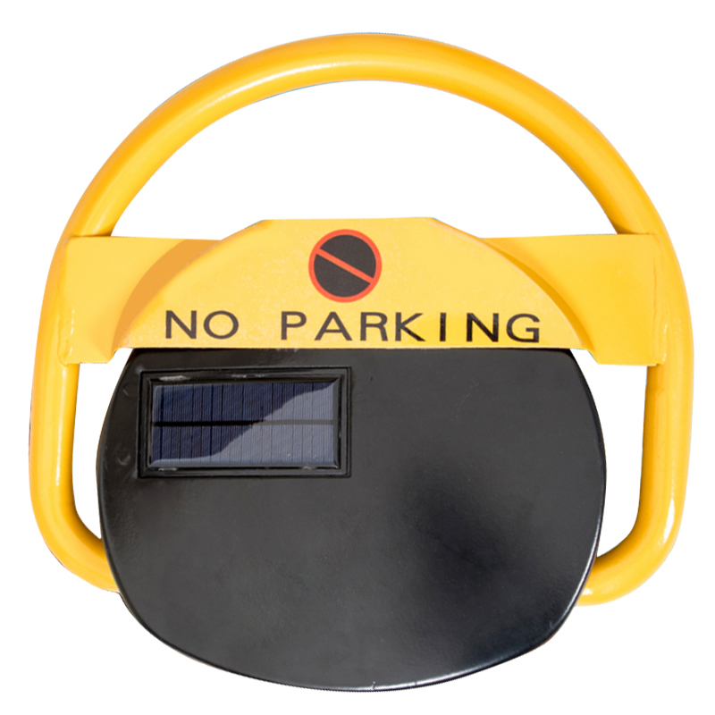 Solar Car Intelligent Remote Control Parking Lock Thickened Anti-collision Garage Automatic Induction Waterproof Parking Barrier