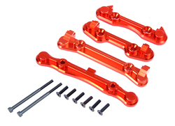 losi 5ive-t CNC alloy 8MM arm bracer kits 87051 for 1/5 scale rc Rovan LT truck parts
