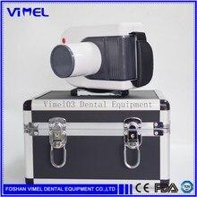 Unidad de rayos X portátil Dental, máquina de rayos X dental portátil de alta frecuencia, máquina de rayos x portátil con sistema de imagen Dental