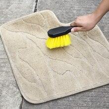 Handy Car Wash Brush Wheel Tire Spazzola di Pulizia Car Care Strillano In Plastica