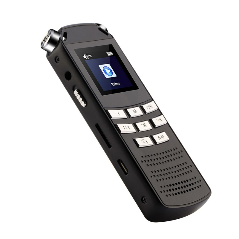 Image 3 - HD DVR Digital Camera Voice Recorder USB MP3 Dictaphone Digital Audio Voice Recorder DVR 720P Microphone-in Digital Voice Recorder from Consumer Electronics