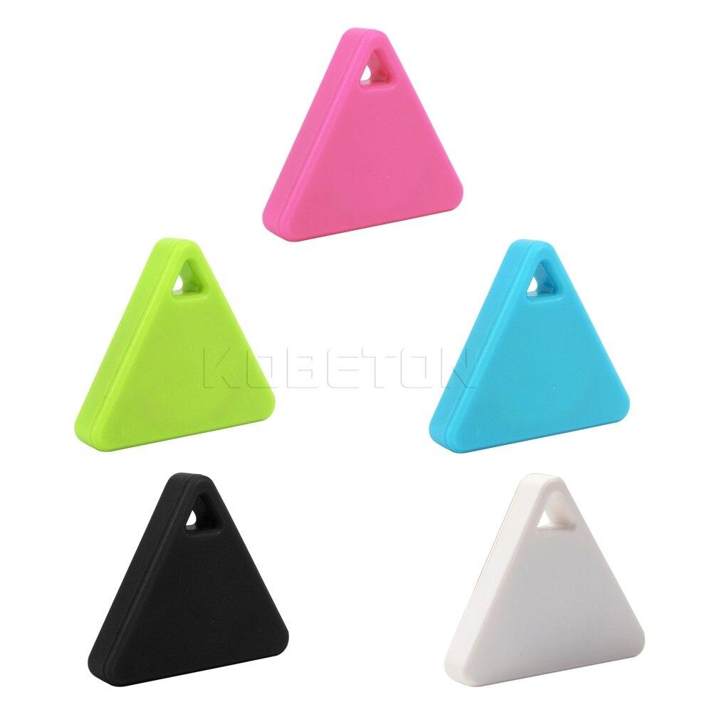 100% Wahr Smart Wireless Bluetooth 4,0 Tracker Dreieck Schlüssel Finder Anti Verloren Alarm Ältere Kind Brieftasche Pet Verloren Erinnerung Gps Locator Herausragende Eigenschaften