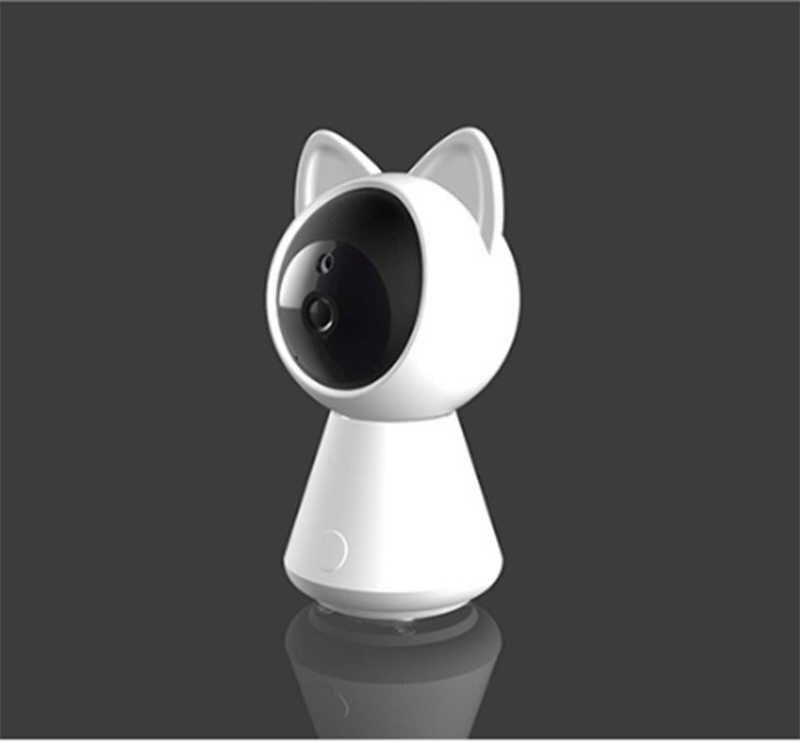WIFI Camera 2MP IP P2P Op Afstand Monitoring CCTV Cam Home Security Babyfoon 360 Graden Hoek IR Night Vision Motion detecteren