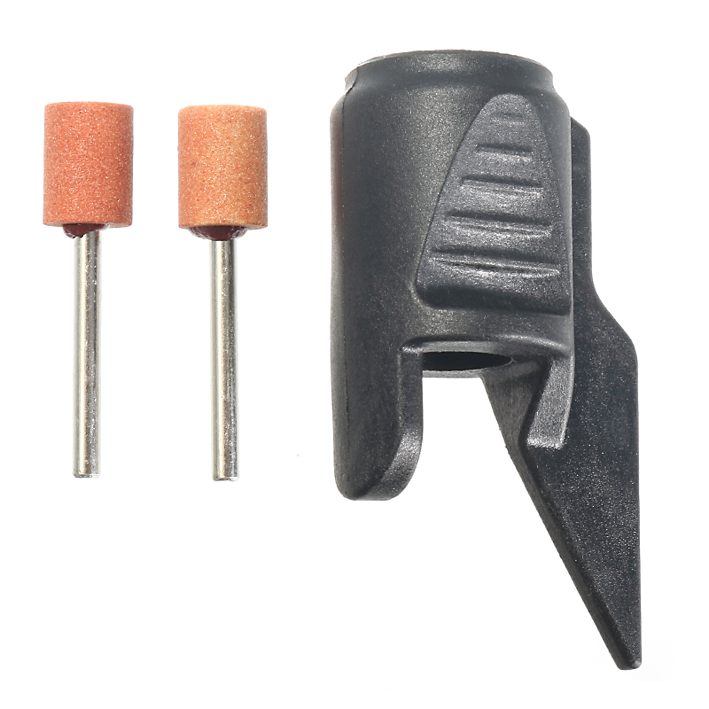 1pc Sharpener Guide Attachment Kit Drill Adapter For Sharpening?Lawn Mower And Garden Tool Sharpener|Grinding Machine|Tools - title=