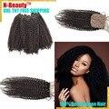 Дешевые 4a / устанавливает-4b / 4c монгольские волосы соткет 8A наращивание волос с закрытием, Человека девственные утки волос с верхней шелк закрытие бесплатная доставка