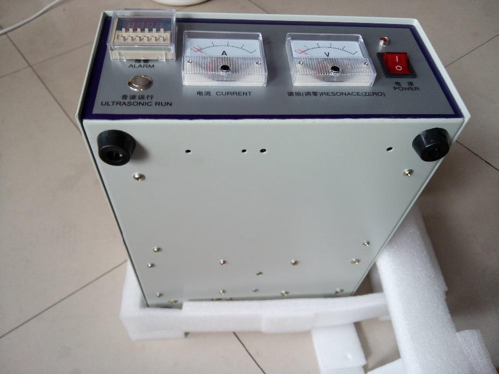 800 Watts 28hz Plastic Ultrasonic Spot Welding Machine Suitable for Welding And Dots 3