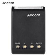 Andoer WS 25 Portatile Mini Digital Slave Flash Speedlite Flash con il Pattino Caldo Universale GN18 per Canon Nikon Pentax Sony