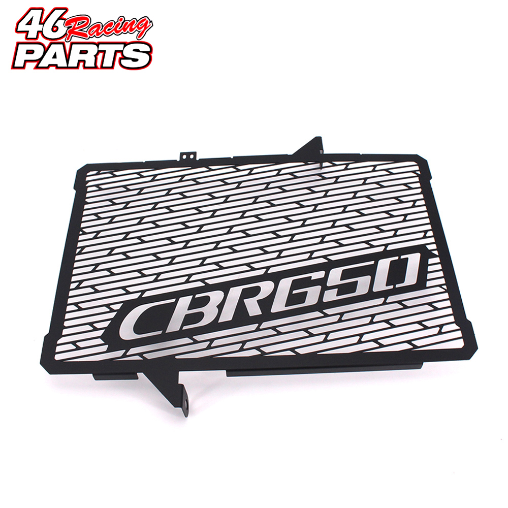 Black Motorcycle Accessories Radiator Guard Protector Grille Grill Cover For Honda CBR650 CBR650F CBR 650/650F 2013 2014 2015 motorcycle radiator protective cover grill guard grille protector for honda cbr650f cb650f cbr cb 650 f 2014 2015 2016 2017