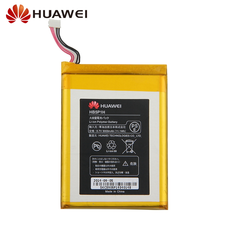 Huawei Original Replacement Battery HB5P1H For Huawei LTE E5776s E589 R210 New Authentic Phone Battery 3000mAh in Mobile Phone Batteries from Cellphones Telecommunications