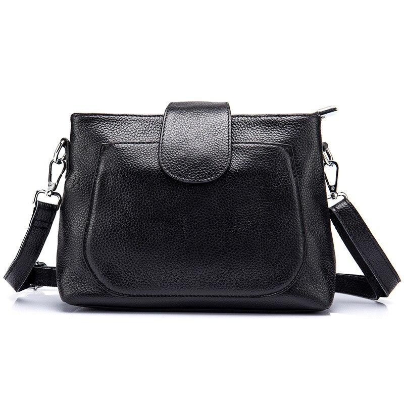 Womens Real Leather <font><b>Smartphone</b></font> Crossbody Bag Zipper Clutch Wallet <font><b>Purse</b></font> for Women Teen Girls Bags Handbags Women Famous Brands