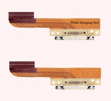 New Charging Port Flex Cable For Asus Eee Pad TF101 EP101 USB Charger Port Flex Cable Charging Jack Dock 2017 charger data cable beautiful gift new usb3 0 to 40pin for asus eee pad transformer tf101 tablet wholesale price aug25 kxl