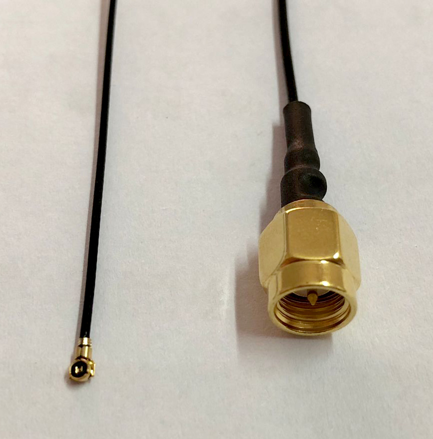 100 piezas 0,81 Cable de puente de cola de cerdo SMA macho a IPX MHF4 IPEX U. FL conector MHF 5 cm 10 cm 20 cm-in Conectores from Luces e iluminación on AliExpress - 11.11_Double 11_Singles' Day 1