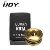 Original IJOY COMBO RDTA Base Replacement RDA Base For COMBO RDTA Atomizer Golden Color
