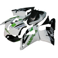 High quality ABS plastic fairings kit for 1998 1999 white R1 YZF R1 fairing kit for 98 99 100% fit injection YT05
