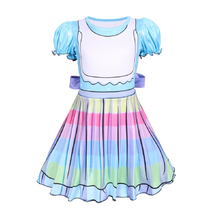 2019 summer cartoon Baby girl clothes kids dresses for Girls Halloween costume cosplay Party Vestidos 51228 hot mickey minnie cosplay costume halloween costume dresses for kids girl performance dance clothes christmas cartoon costume