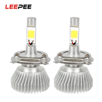 2pcs C6 Series Car LED Headlight Headlamp Car Styling All In One Head Light Light Source