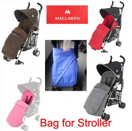 Maclaren Original Doll font b Stroller b font Sleeping Diaper Bag Pram Feet Cover Thermal Bags