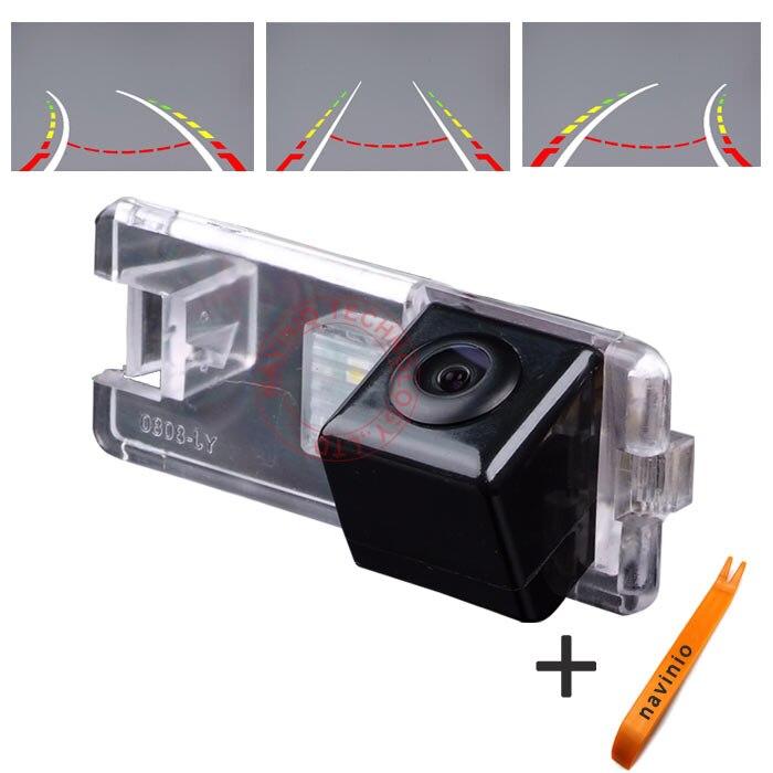 CCD трек Камера вспять траектория НАЗАД заднего вида Камера интегративной динамического пути для Holden Caprice Commodore седан Buick HD