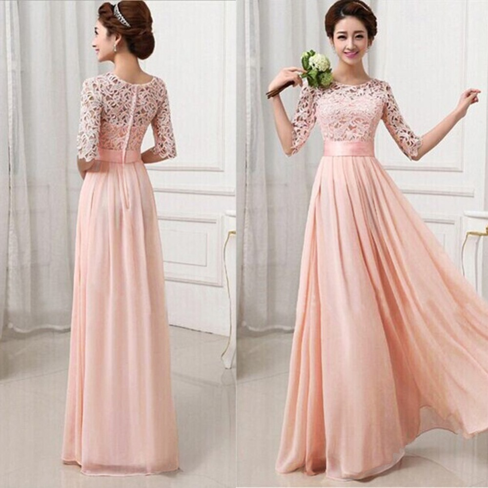 Long gown dresses for prom - Dress on sale