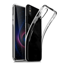 NFH Case For Huawei P20 Lite PRO (And) Honor 10 Transparent Soft TPU Back Cover On 9 8Lite Siliocn