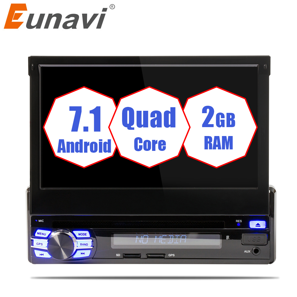 все цены на Eunavi 2G RAM Single 1 Din 7