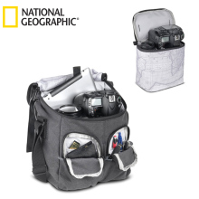 цены NG W2141 Professional National Geographic  DSLR Camera Bag Universal for Nikon SLR for canon SLR with All Weather Cover