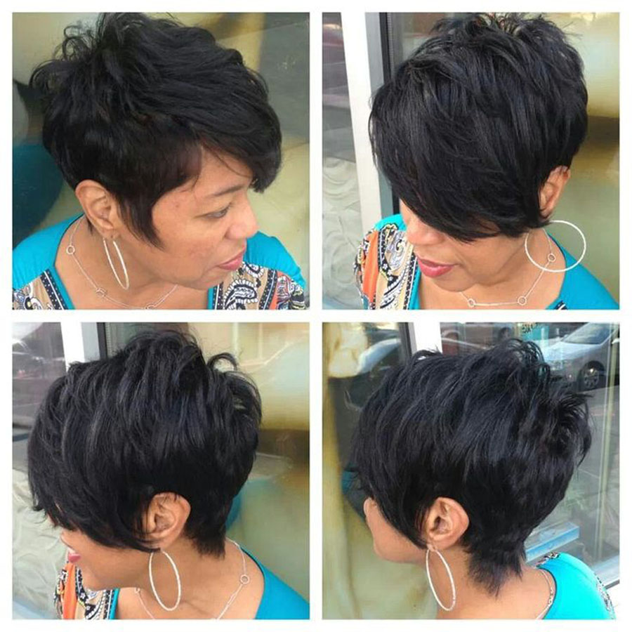 Brazilian Virgin Hair Full Lace Wigs Short Bob Lace Front Human Hair Wigs Curly Bob None Lace ...