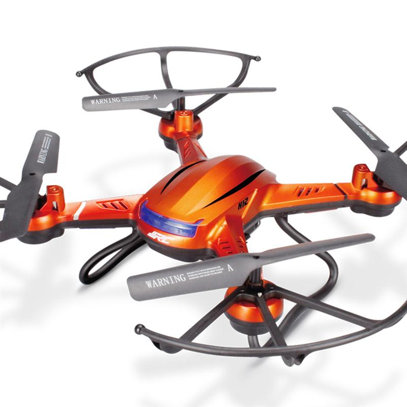 JJRC H12W Upgraded Romote Control FPV RC Quadcopters With HD WIFI Camera Flying Drones Dron Helicopter Remote Control Toys