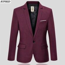 2017 new men's solid color casual suit jacket men's suit Korean Slim Men's new business large size small suit