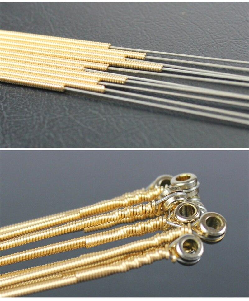 Gratis verzending Elixir 11052 Nanoweb 012-053 Akoestische - Muziekinstrumenten - Foto 5