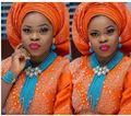 Africanos de moda Cielo Azul Perlas de Cristal Traje De Sistemas de La Joyería Nigeriano Boda Collar Pulsera Joyería Conjunto Envío Gratis ANJ034
