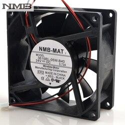 Oryginalny NMB 3615RL 05W B40 9038 9CM 24V 0.73A wodoodporny wentylator chłodzący falownika Wentylatory i chłodzenie Komputer i biuro -