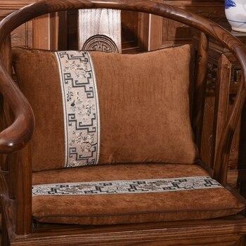 диванные подушки пены | Лоскутное роскошное бархатный стул подушки сиденья диванные подушки декоративные диванные подушки высокого класса Рождественская подушк...