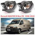 Для RENAULT MASTER 2/II Автобус JD 1998-2010 Передние Противотуманные фары Противотуманные Фары Галогенные Стайлинга Автомобилей 1 КОМПЛ. 1209177 8200074008 2N1115201AB