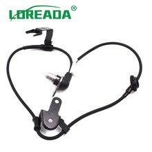 LOREADA задний левый ABS колеса Скорость Сенсор B25D4372YB B25D-43-72YB для Mazda 323 Protege J5023005 SS20077