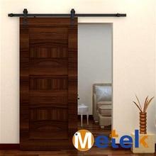 $ Number PIES/$ number PIES/$ number PIES deslizantes puertas de granero de madera interior de acero de Carbono
