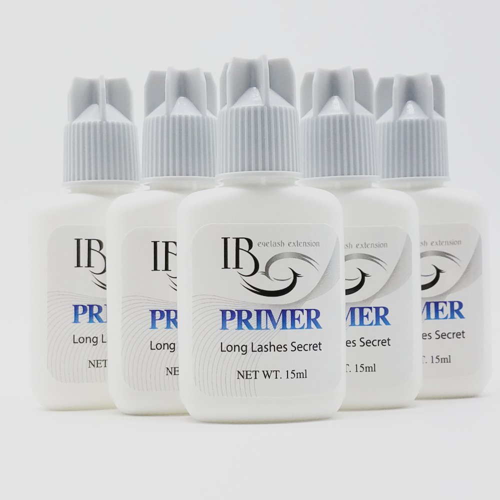 Korea I Beauty Eyelash Extension Glue Primer PROFESSIONAL Extension fake eyelash lash glue primer 15ml made