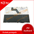 Portugués teclado para hp probook 6540b 6545b 6555b 6550b sin punto stick po teclado