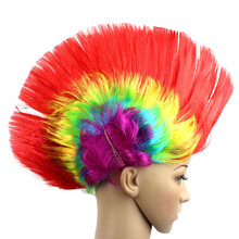 Buy Mohawk Hairstyles And Get Free Shipping On Aliexpress Com