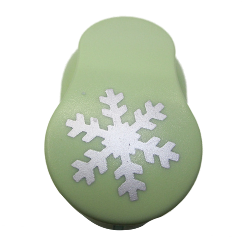 2.5cm Handmade Crafts And Scrapbooking Tool Paper Punch For Photo Gallery DIY Gift Card Punches Embossing Device Snowflake