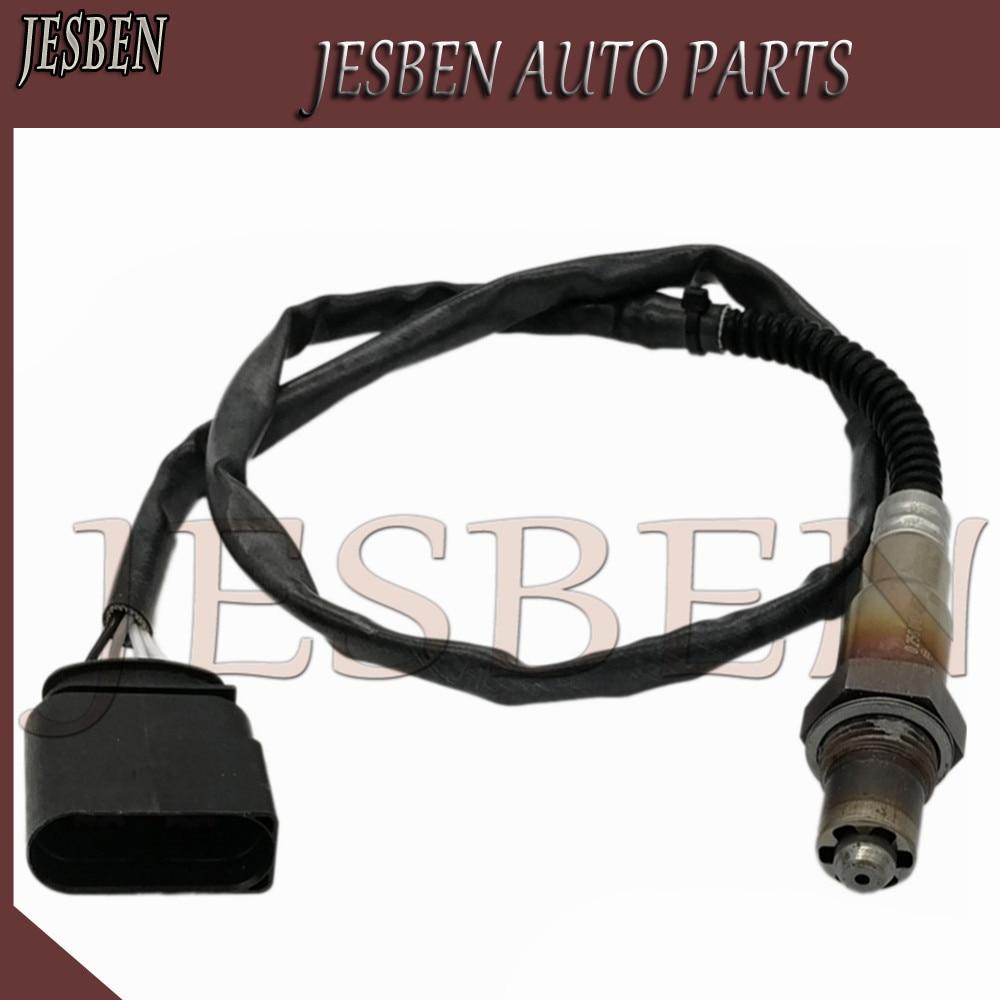 Gastvrij Jesben Nieuwe 0258010032 Lambda O2 Zuurstof Sensor Voor Cadillac Cts Chevrolet Camaro Seat Skoda Vw 1999-2011 Geen #0 258 010 032