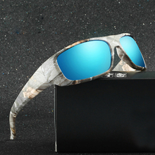 NEWBOLER Polarized Fishing Sunglasses Camouflage Men Women Sport Sun Glasses Camping Fly Fishing Eyewear night vision 4 Sets