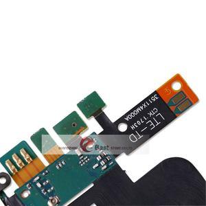 Image 5 - 1PCS for Xiaomi 4 Mi4 Mi 4 M4 Replacement Parts USB Dock Charging Port + Mic Microphone Module Board Ribbon Flex Cable
