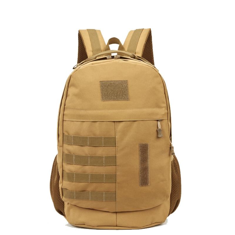 Zaino Assault cp khaki Out Piccolo Pack digital Black Militare Caccia Di Campeggio Impermeabile Escursione Bag desert Esterno Bug Per Molle Esercito Tattico q5HtWvUE