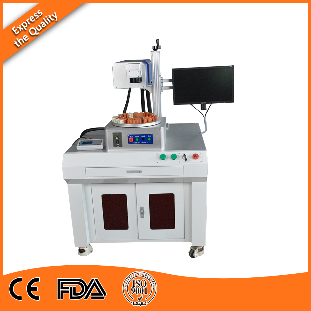 DPSS 3W UV Laser Marking Machine for Electronics Plastic Cover Wholesale in USA