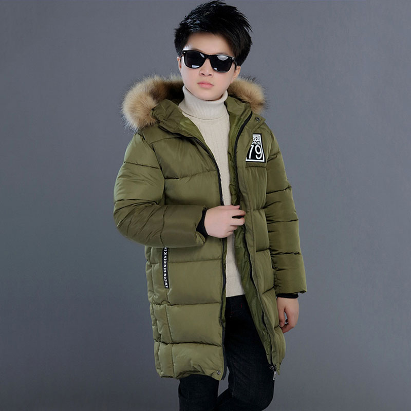 Parkas, Hooded, Long, Fashion, Clothing, Coat